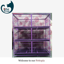 Wholesale super quality large dog cage with wheels