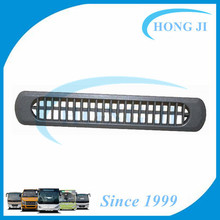 Air conditioning system plastic bus air vent grill air outlet grill
