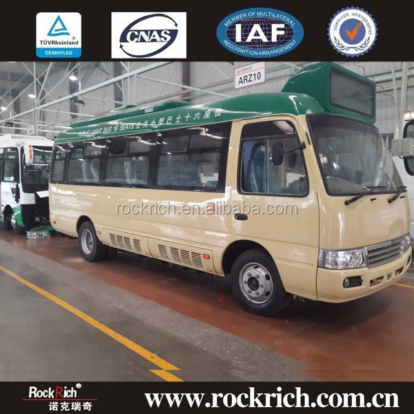 Good price made in china luxury mini bus for sale