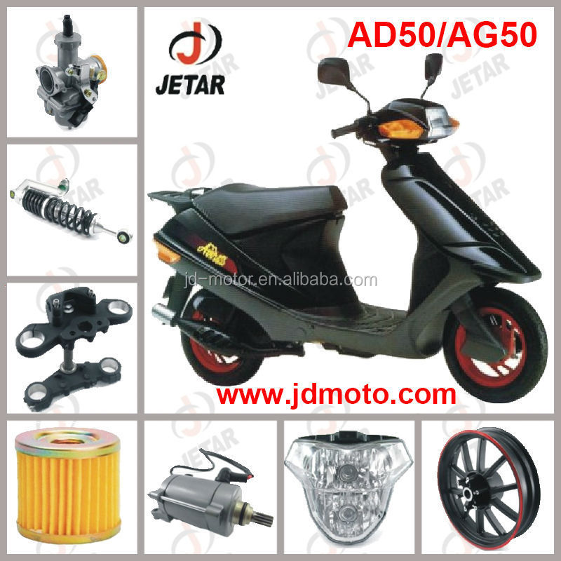 AD50 & AG50 motorcycle spare part & second hand items & convex mirror
