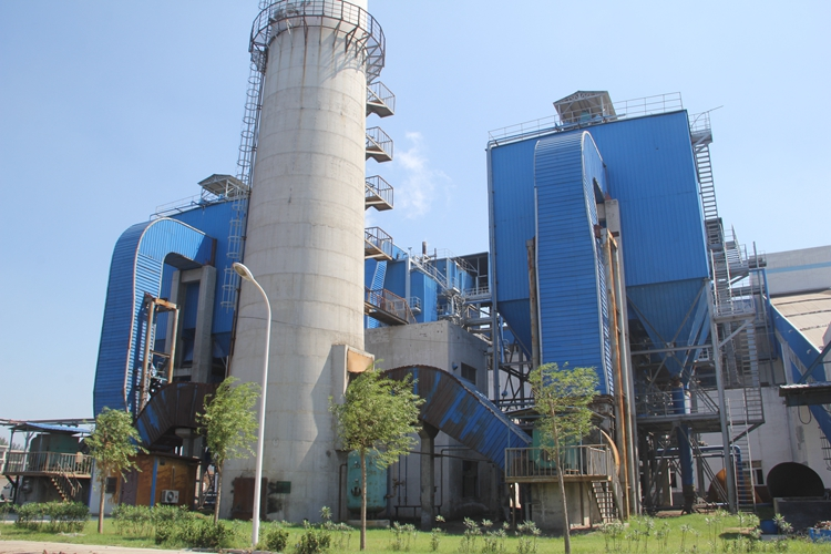Industrial CFB  Power Station Used Coal Fired Boiler