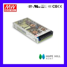 Original MEAN WELL RSP-200-48 200W Single Output with PFC Function LED driver