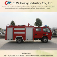 6 fire fighters, China and Japan brands fire fighting vehicle for sale