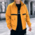 Casual fashion windproof jacket men outside activities windbreaker