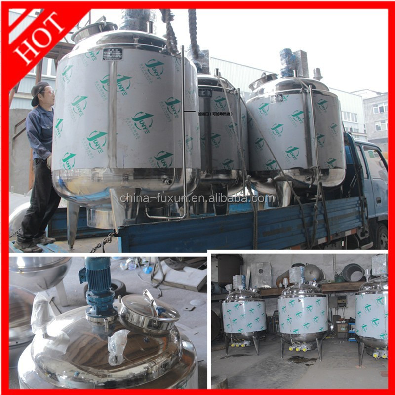 NEW TYPE mixer agitator tank /industrial mixer agitator
