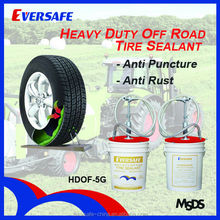 tubeless mining heavy duty off road tyre sealant