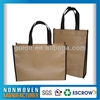 Modern Hot Sale New Fashion PP recycle rpet non woven shopping bag