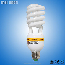 New & poular sell oversea 30w / 32w / 36w spiral energy saving light