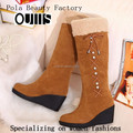 wedges boots size 33-43 shoes women CP6711