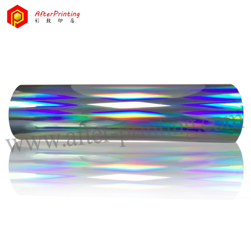 Holographic Rainbow Film Foil