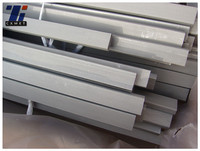ASME B348 titanium and it's alloy rectangular bar with ISO on sale