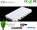 The Best Selling Beamer / LED Beamer / Mini Projector for 3G Mobile Phone