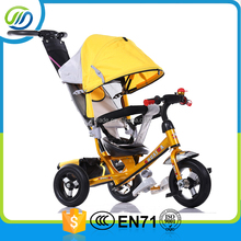 Popular Coloful Baby Tricycle Suitable Kids Seat Car