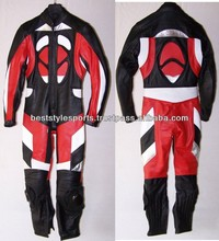 custom Leather motorcycle race suits