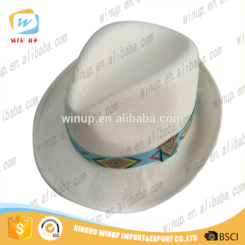 WINUP custom cheap dad hat leather top hat pith helmet hat