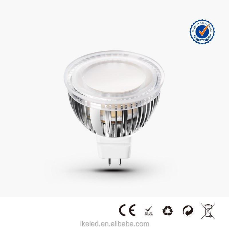 TUV CE RoHS Certificate Approved LED Spotlight 5.5w with Patent Lens Theater Spotlight for Sale