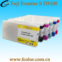 Hot Sell In South America Fuji DX100 Ink Cartridge