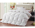 Classic down-feather Duvet baffle and double sewing edge 10% down /90% feather