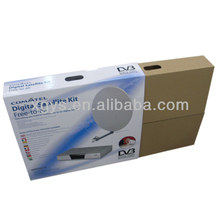 Cardboard Entry Box For CD Player (XG-CB-089)
