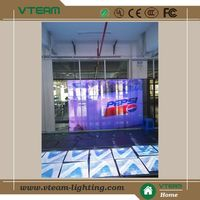flexible led curtain display sexy movies video screen