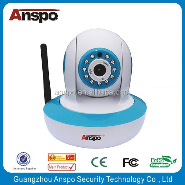 China Top 10 Wifi IP Camera 720P Onvif Full HD sd card Recording 1.0mp Wireless Camera CCTV Security System