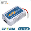 CE FCC rc car battery charger ac input 100-240V charger current 3A