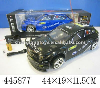 1:10 R/C Drift Car 4channle rc car flashing car 445877