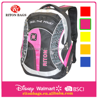 Popular Product Brand and Modern New Riton's Backpack School Bag Outdoor Backpack in 2016