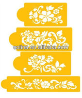 2015 New Design Cake Stencil for Sale