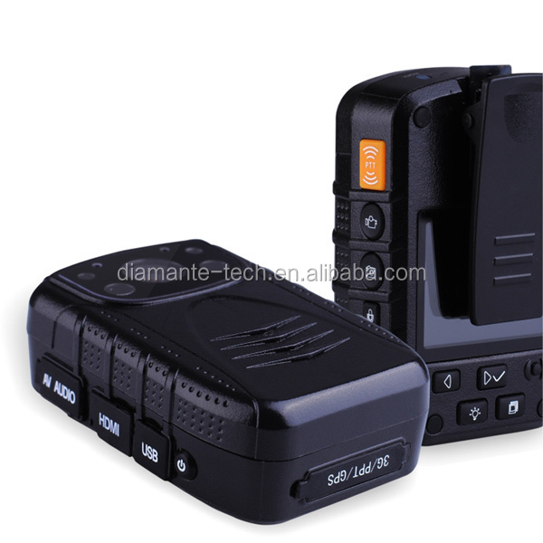 Police video body worn camera recorder mobile CCTV CAMERA