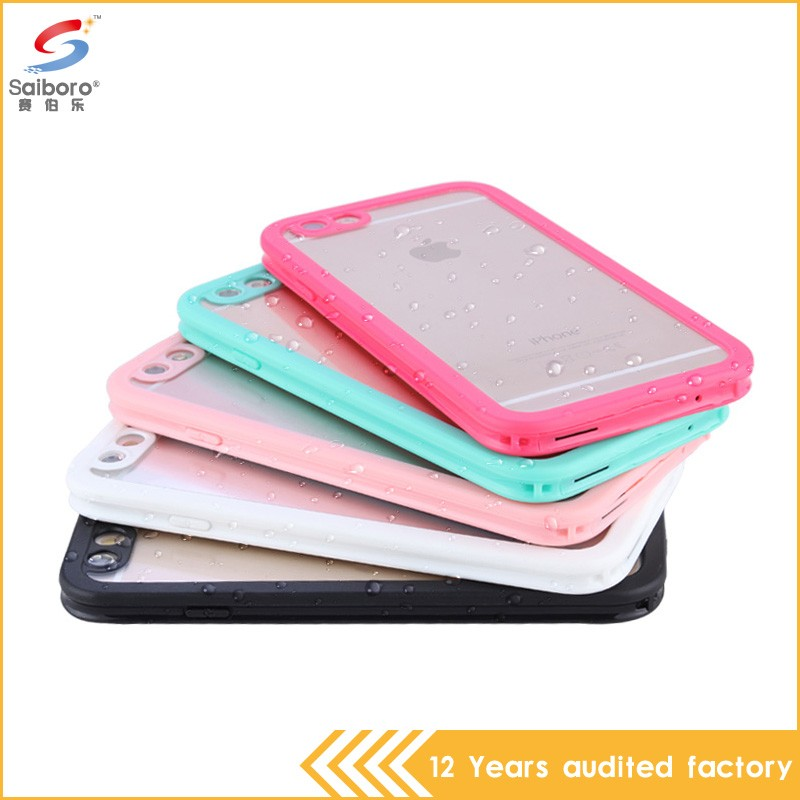 Flexible price 360 degree waterproof case cover for iphone 5s