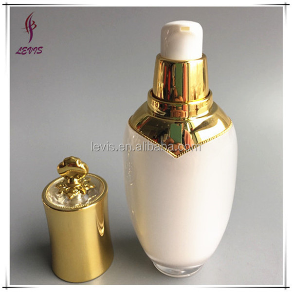 30ml 50ml cosmetic airless bottle for skin care products dia 24mm