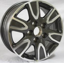 16x7.5 white color car alloy wheel rim