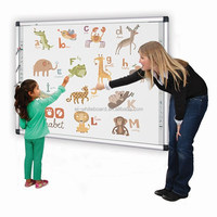 China School Equipment Electronic Whiteboard ,Smrtboard