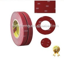 Wholesale excellent quality waterproof Car accessories adhesive die-cutting 3M VHB tape