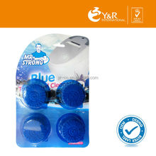 Toilet blue block 1pc per blister