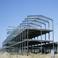 Large span new product industry construction structure of steel