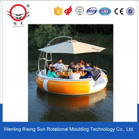 plastic boat rotational mold for sale