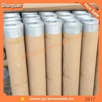 Aluminum Wire Netting For Window Screen