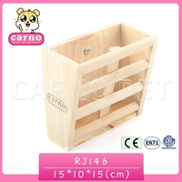 Carno factory supply wooden rabbit hay cage