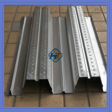 New design metal building profiled composite steel deck/composite floor steel decking