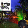 outdoor laser light christmas decoration with RF-Remote control