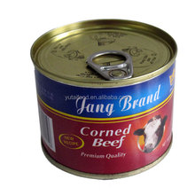 Canned Style Corned Beef in Tins