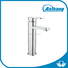 AS-B212 bathroom sink faucet with hot cold water mixer tap
