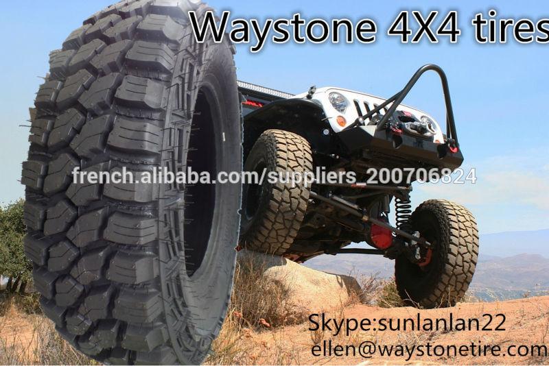 waystone lakesea pneus tout terrain de boue 4x4 33x12 5r20 35x12 5r20 285 70r16 pneus id de. Black Bedroom Furniture Sets. Home Design Ideas
