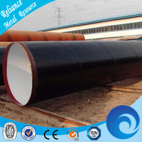SSAW ADHESIVE OF OIL AND GAS STEEL PIPE AND PIPELINE