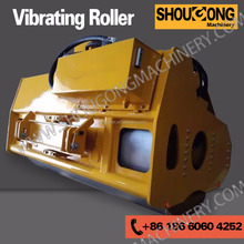 Tractor Vibratory Roller for Tractor