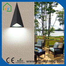 shine up and down wall light/latest outdoor wall mounted led light