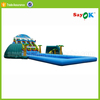 giant commercial inflatable water pool slide for adult