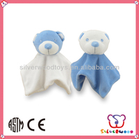 fuzzy comforter made by cotton fabric for promotion toys